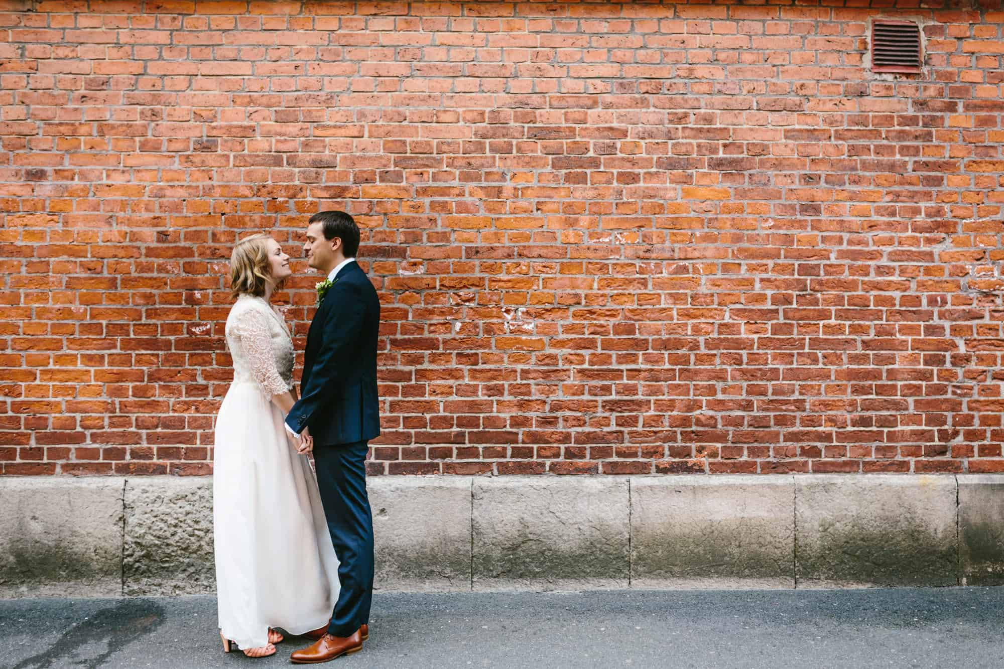 Bröllop, Hovås kallbadhus, bröllopsfoto, Göteborg, Hovås, B