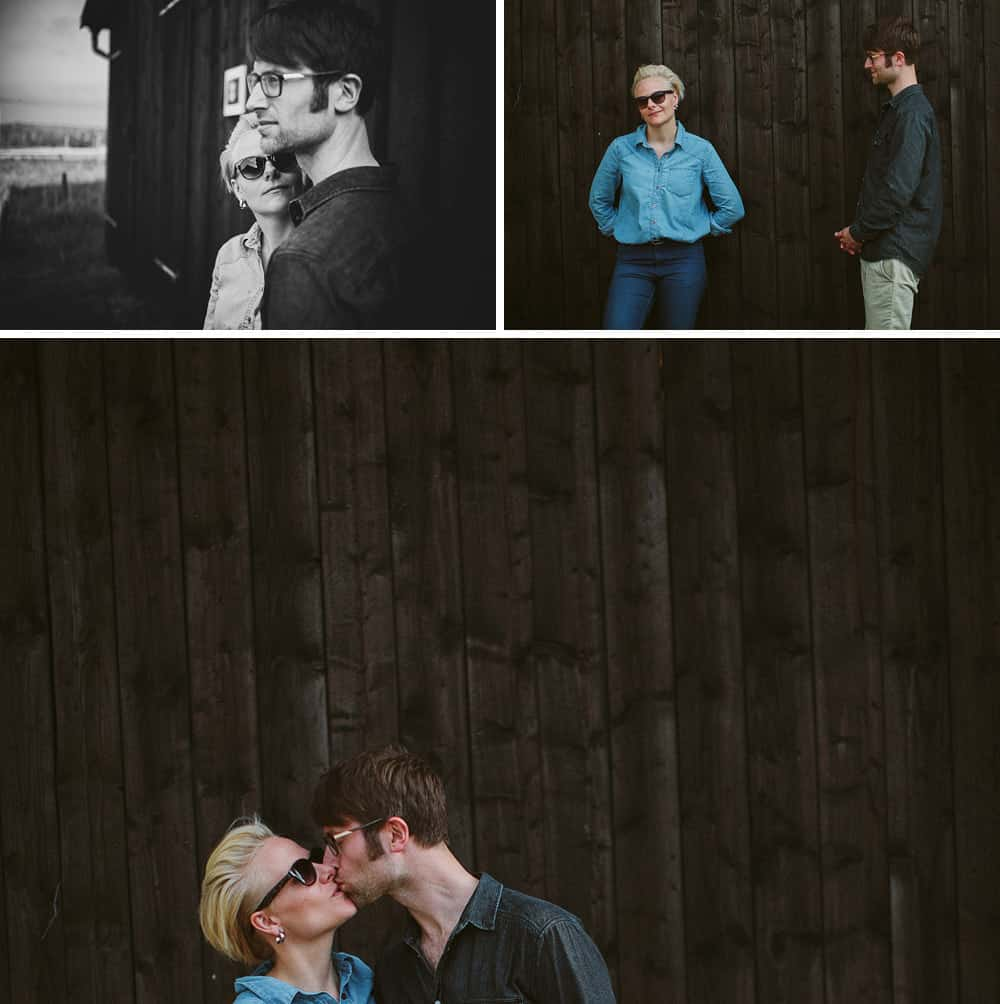 Johanna & Jacobs engagement shoot